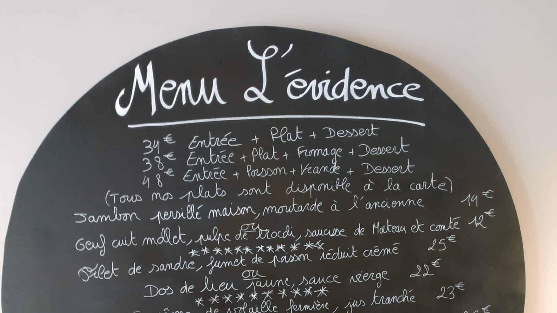 l'évidence-menu-salle