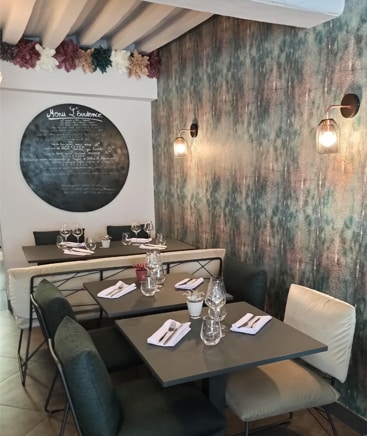 dijon restaurants-l'évidence-salle