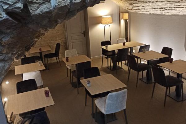 restaurant à Dijon