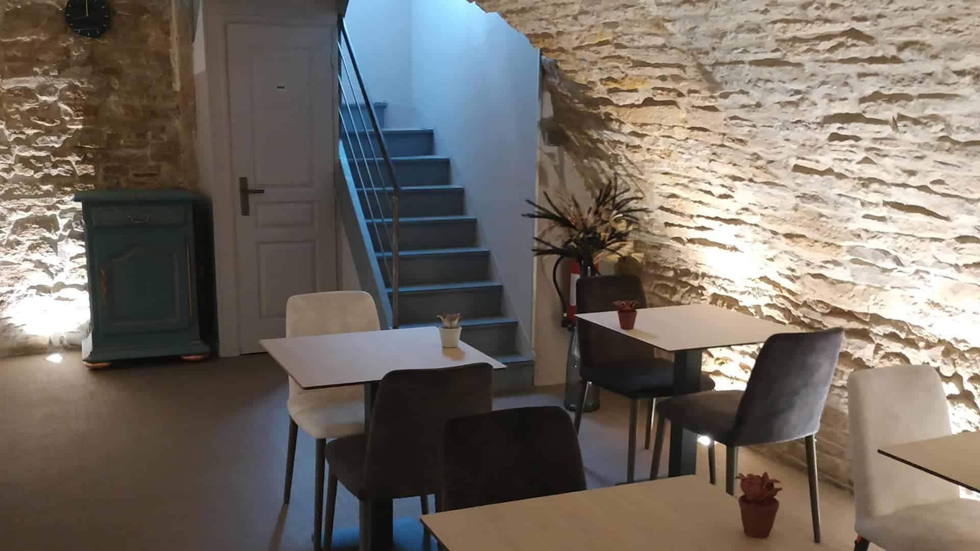 restaurant gastronomique Dijon - brasserie Dijon