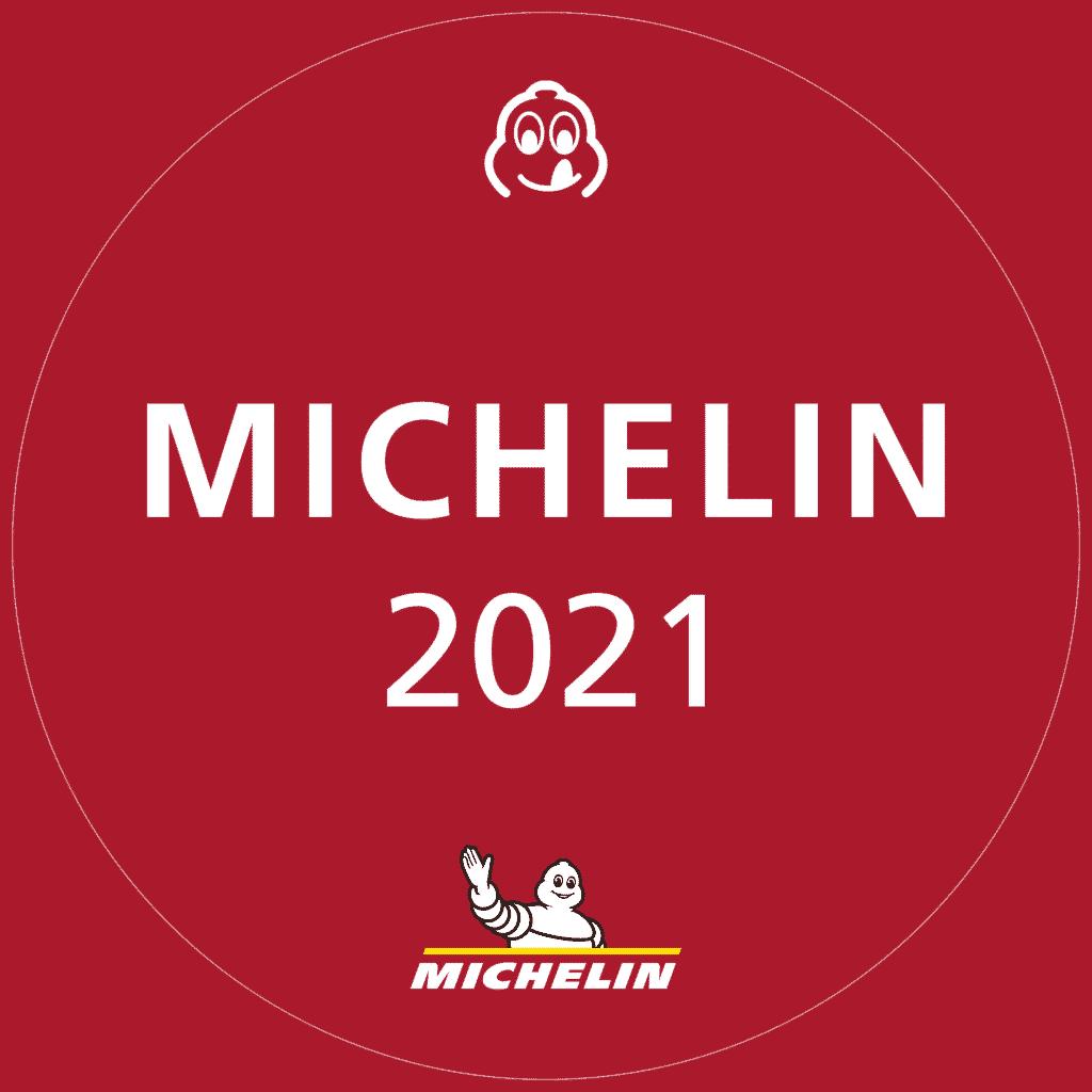 GUIDE MICHELIN 2021 - restaurant L'évidence Dijon