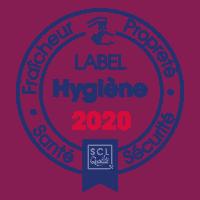 LabelQualité-SCL 2020 - restaurant dijon l'évidence